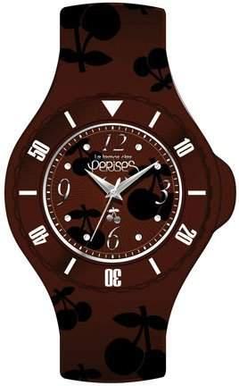 Le Temps des Cerises Damen-Armbanduhr Analog Quarz Plastik TC52BRPU
