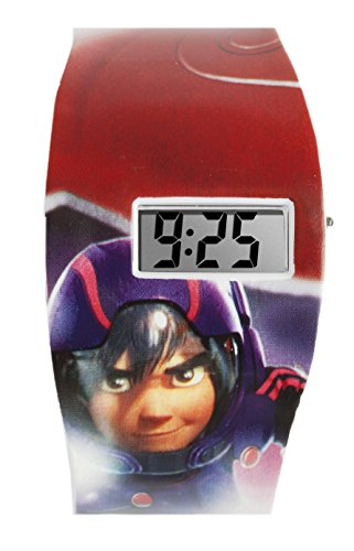 Big Hero Kinder Armbanduhr Digital Digital Plastik BGH4