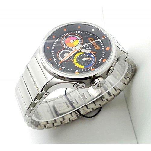 D G Dolce Gabbana WATCH CODENAME BLK DIAL BRC DW0209 Herren