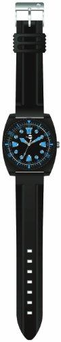 Liferoxx Watch Unisex Armbanduhr Analog Plastik schwarz GN003