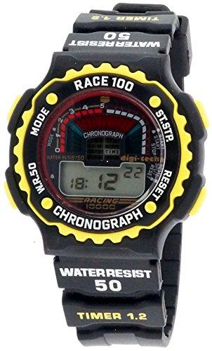 Digi Tech Herren Armbanduhr DT102912