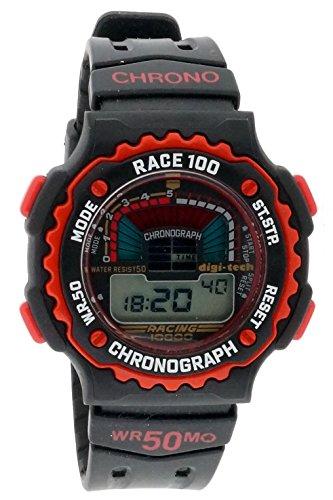 Digi Tech Herren Armbanduhr DT102914