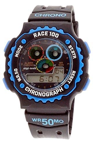 Digi Tech Herren Armbanduhr DT102915