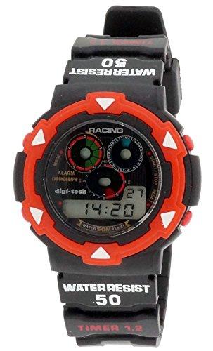 Digi Tech Herren Armbanduhr DT102919