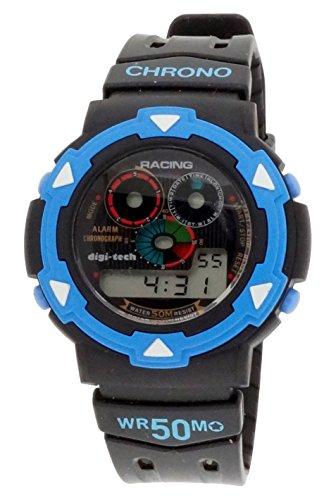 Digi Tech Herren Armbanduhr DT102927