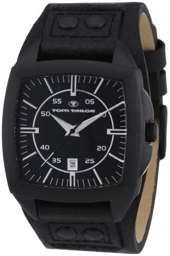 TOM TAILOR Herren-Armbanduhr Analog Quarz 5409102