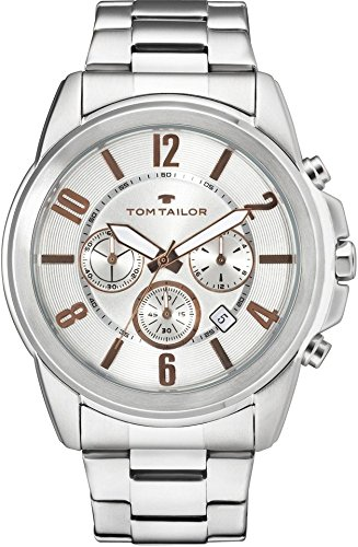 Tom Tailor Chronograph silber 5416702