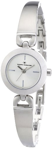 TOM TAILOR XS Analog Quarz Edelstahl 5408202