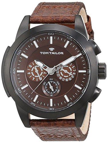TOM TAILOR Watches Herren Armbanduhr Analog Quarz verschiedene Materialien 5414902