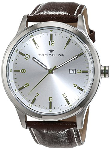 TOM TAILOR Watches Analog Quarz Leder 5415001