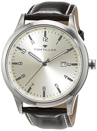 TOM TAILOR Watches Analog Quarz Leder 5415002