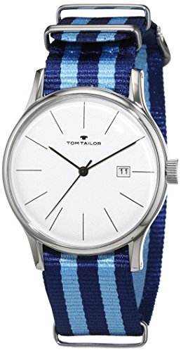 TOM TAILOR Watches Analog Quarz Nylon 5415102