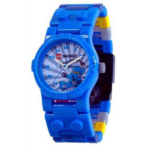 Universal Trends CT00311 - Lego Ninjago Kinderuhr - Jay