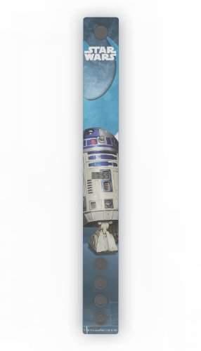 Star Wars Unisex-Armbanduhr Digital Quarz Plastik 00117