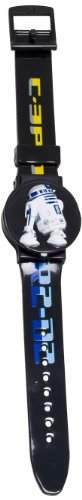 Star Wars Clone Wars Unisex-Armbanduhr Digital Plastik 26299