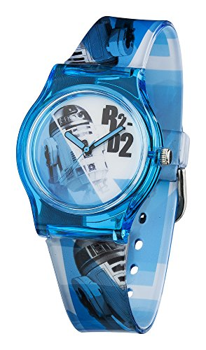 Star Wars Jungen Armbanduhr Analog Quarz Plastik STAR349