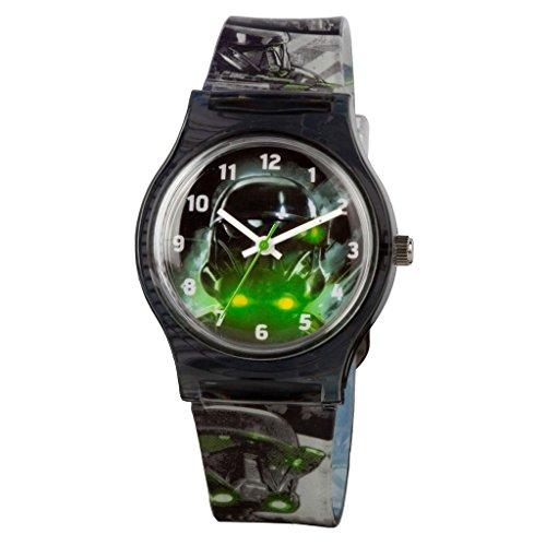 Star Wars Jungen Armbanduhr STAR444