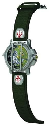 Star Wars Unisex-Armbanduhr Analog Quarz Plastik 218558