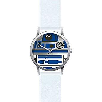 Star Wars Damen-Armbanduhr Analog Quarz Polyurethan STAR296