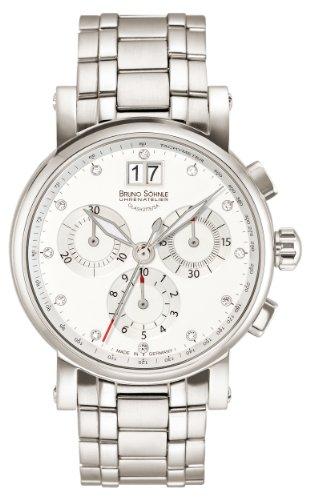 Bruno Soehnle Armida Chronograph Quarz Edelstahl 17 13115 252