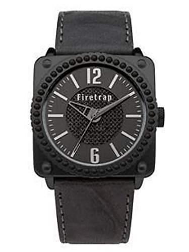 Firetrap Damen-Armbanduhr Analog Leder FT1086GR