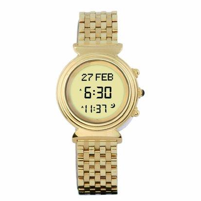 ALFAJR Armbanduhr hochwertige Ausfuehrung