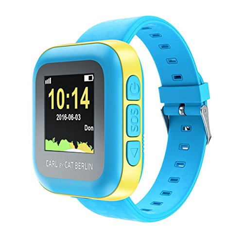 CAT Berlin C CGKW 1611 Carl Kids Tracker blau