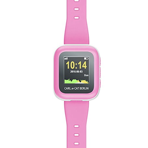 CAT Berlin C CGKW 1612 Carl Kids Tracker rosa