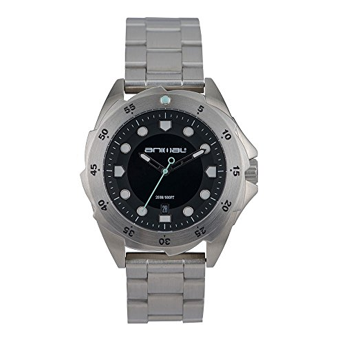 Animal Z42 Watch Silver