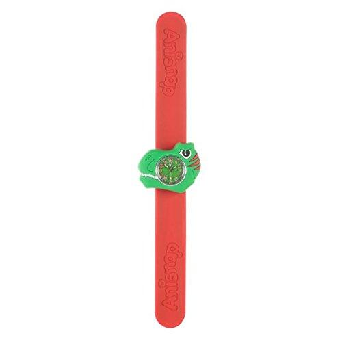 Anisnap Kids Uhren snap am Handgelenk spritzwassergeschuetzt Watch fuer Kinder das perfekte Maedchen und Jungen Uhren Uhren das perfekte Geschenk
