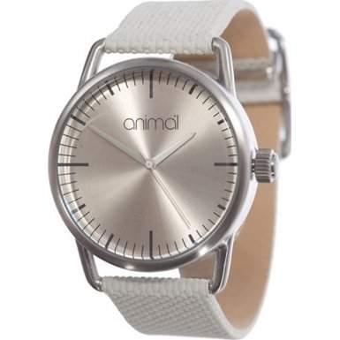 ANIMAL Damen-Armbanduhr BAISE Analog edelstahl Silber WW3WC041 - Z67 - OS