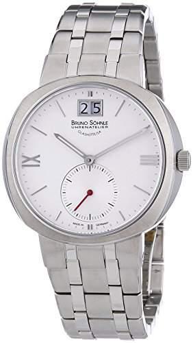Bruno Soehnle Damen-Armbanduhr XS Analog Quarz Edelstahl 17-13152-232