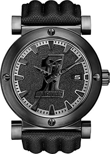 Harley-Davidson Black Label Herrenuhr 78B131