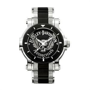 Harley Davidson Armbanduhr Lubbock 78A109