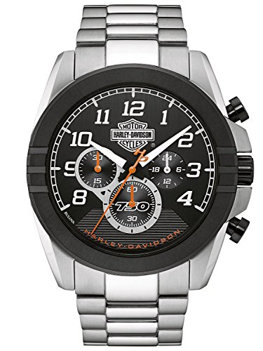 Harley Davidson Chronograph Herrenuhr 76B175