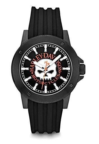 Harley Davidson Scull Black 78A115