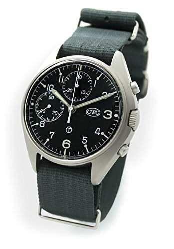CWC Herren-Armbanduhr Chronograph 64080
