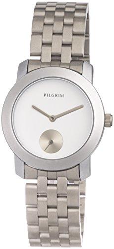 Pilgrim Analog Quarz Edelstahl 701616020