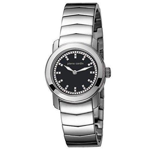 Pierre Cardin Damen Armbanduhr Analog Quarz Edelstahl PC101632F05
