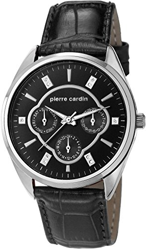 Pierre Cardin LEpine Femme Analog Quarz Leder PC107182F01