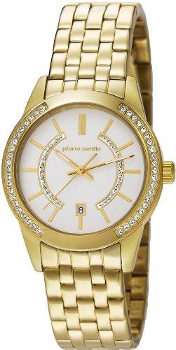 Pierre Cardin TROCA LADY Edelstahl Gold Edelstahlband Gold PC106582F07