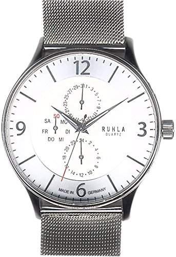 Garde Ruhla Uhren aus Ruhla Herrenuhr RUHLA Classic 11839M Slim Design