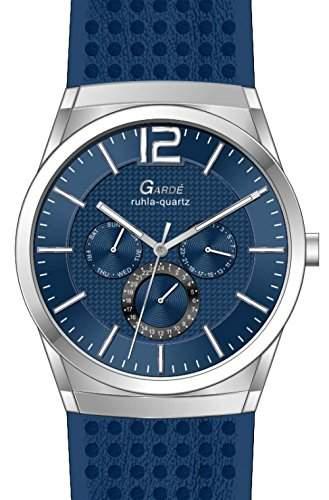 Gardè Uhren aus Ruhla Herrenuhr Elegance 14893 Multifunktion