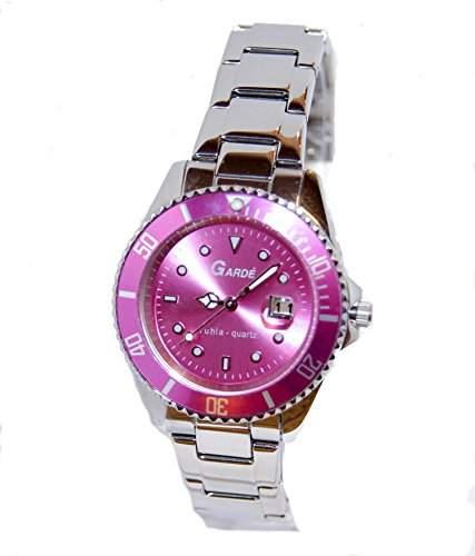 Garde Uhren aus Ruhla Damenuhr Elegance 7659-1 mit Datum