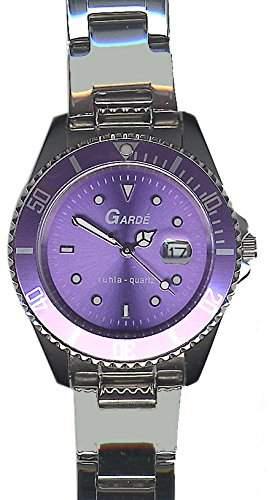 Garde Uhren aus Ruhla Damenuhr Elegance 7659-2 mit Datum