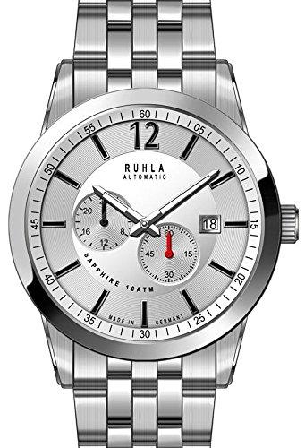Garde Ruhla Uhren aus Ruhla Automatik 31001M mit Saphirglas