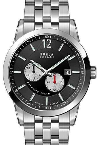 Garde Ruhla Uhren aus Ruhla Automatik 31002M mit Saphirglas