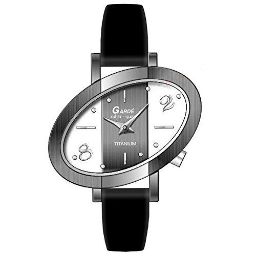 Garde Ruhla Uhren aus Ruhla Herrenuhr Sport 22421 schwarz