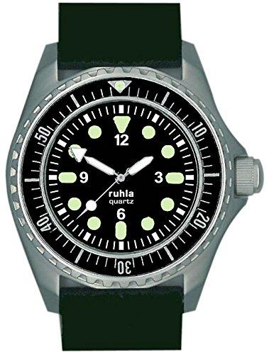 Garde Ruhla Uhren aus Ruhla RUHLA NVA Kampfschwimmeruhr limitiert 64 51