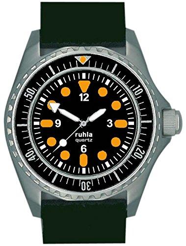 Garde Ruhla Uhren aus Ruhla RUHLA NVA Kampfschwimmeruhr limitiert 65 52